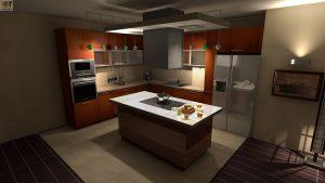 Le parti in muratura di una cucina: come e dove realizzarle ...